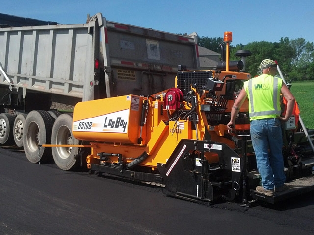 Paving & Roadway Restoration