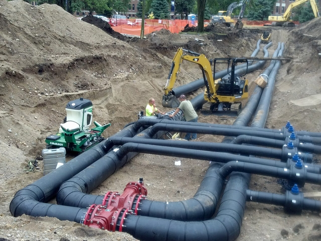 Pipeline Construction & Excavation